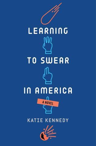 Learning to Swear in America byKatie Kennedy cover
