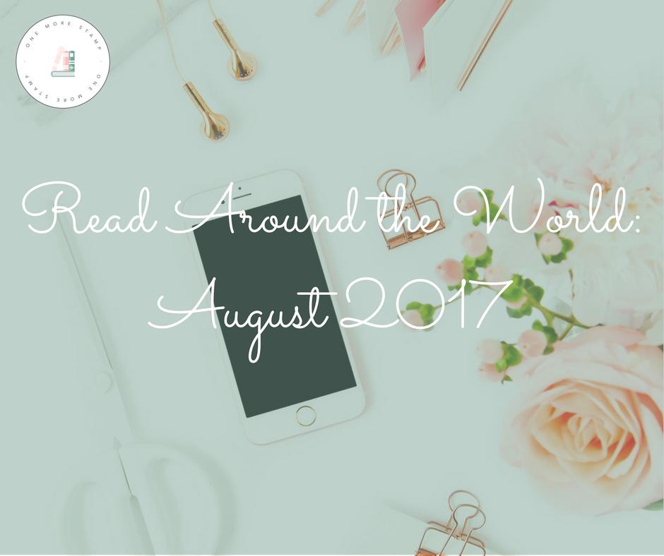 Read Around the World: August 2017