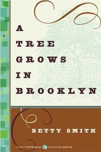 A Tree Grows in Brooklyn by Betty Smith cover