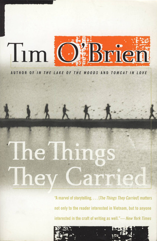The Things They Carried by Tim O'Brien cover