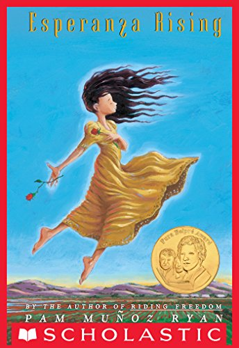 Esperanza Rising by Pam Muñoz Ryan cover
