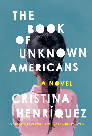 The Book of Unknown Americans by Cristina Henriquez cover