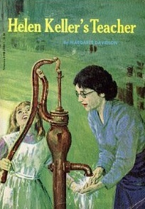 Helen Keller's Teacher by Margaret Davidson cover