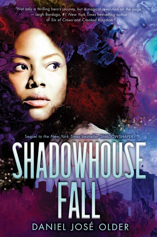 Shadowhouse Fall  by Daniel José Older cover