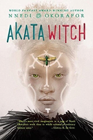Akata Witch  by Nnedi Okorafor cover