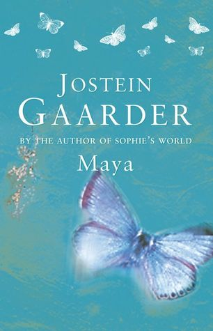 Maya by Jostein Gaarder, James Anderson (Translator)