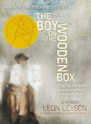 The Boy on the Wooden Box by Leon Leyson