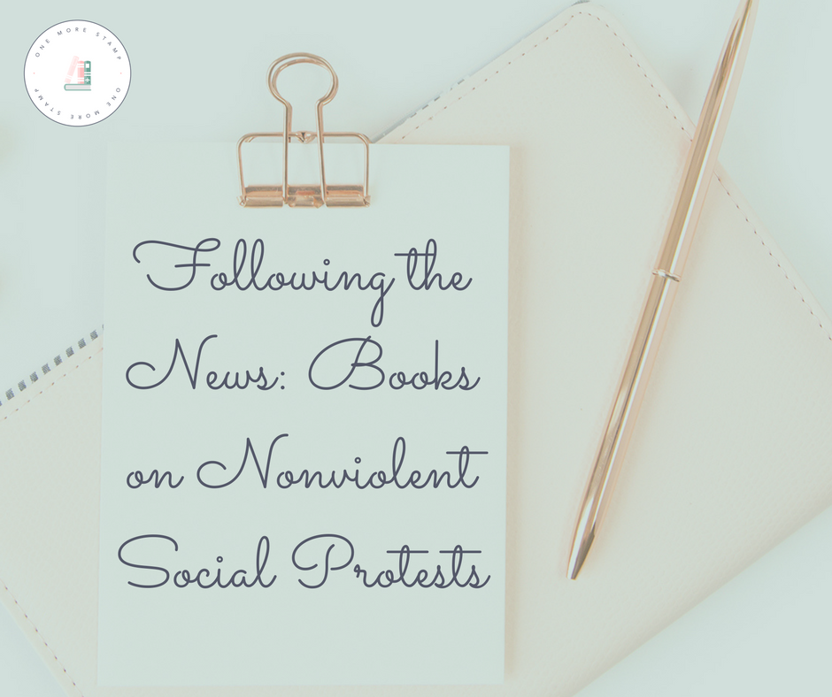 Following the News: Books on Nonviolent Social Protests