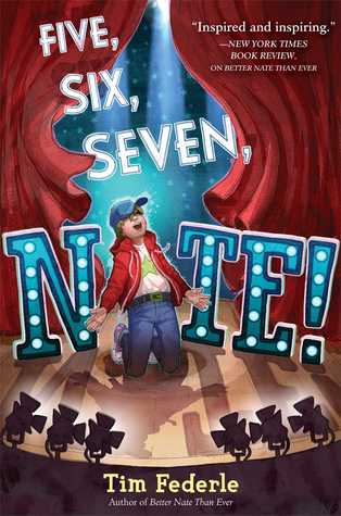 Five, Six, Seven, Nate!  by Tim Federle cover