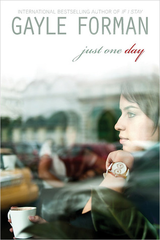 Just One Day by Gayle Forman cover