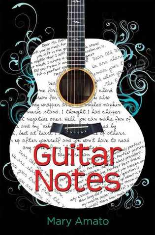 Guitar Notes by Mary Amato cover