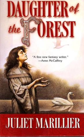 Daughter of the Forest by Juliet Marillier cover