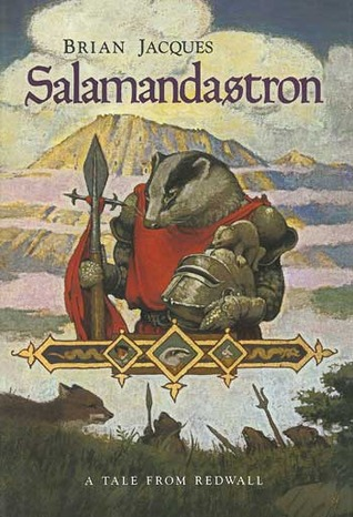 Salamandastron (Redwall #5) by Brian Jacques