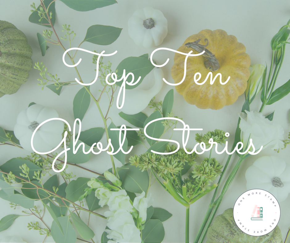 Top Ten Tuesday: Top Ten Ghost Stories