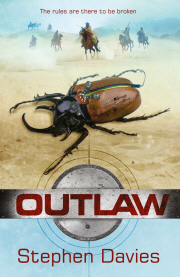 Outlaw by Stephen Davies