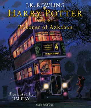 Harry Potter and the Prisoner of Azkaban by J.K. Rowling and  Jim Kay