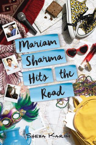 Mariam Sharma Hits the Road bySheba Karim