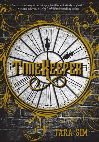 TimekeeperbyTara Sim