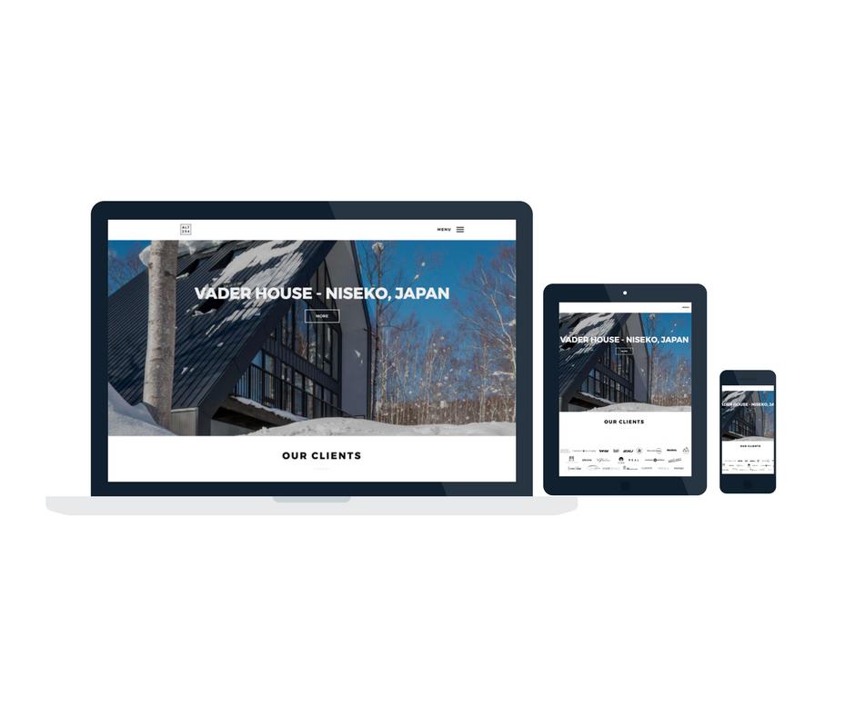 ALT-254 Portfolio Website