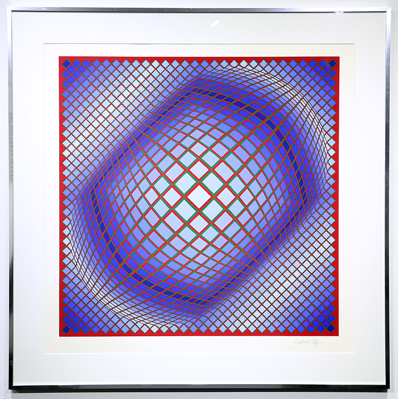 Abstract and Op Art