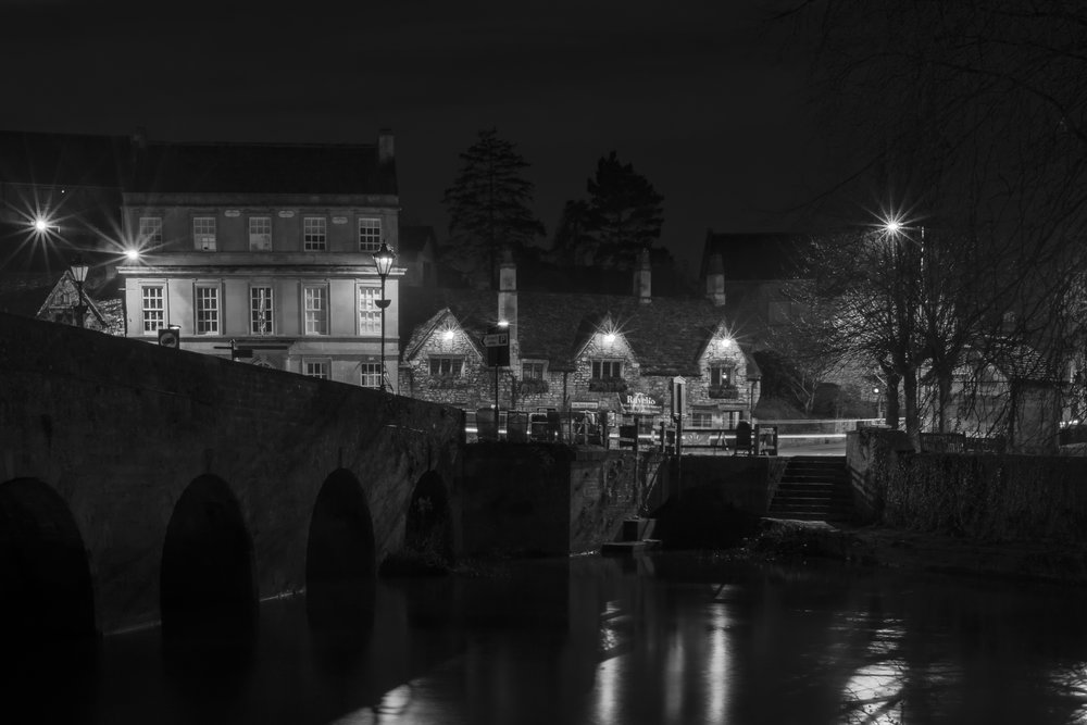 Bradford on Avon in Monochrome 03.jpg