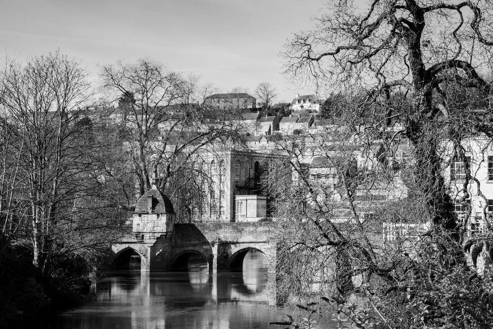 Bradford on Avon in Monochrome 04.jpg