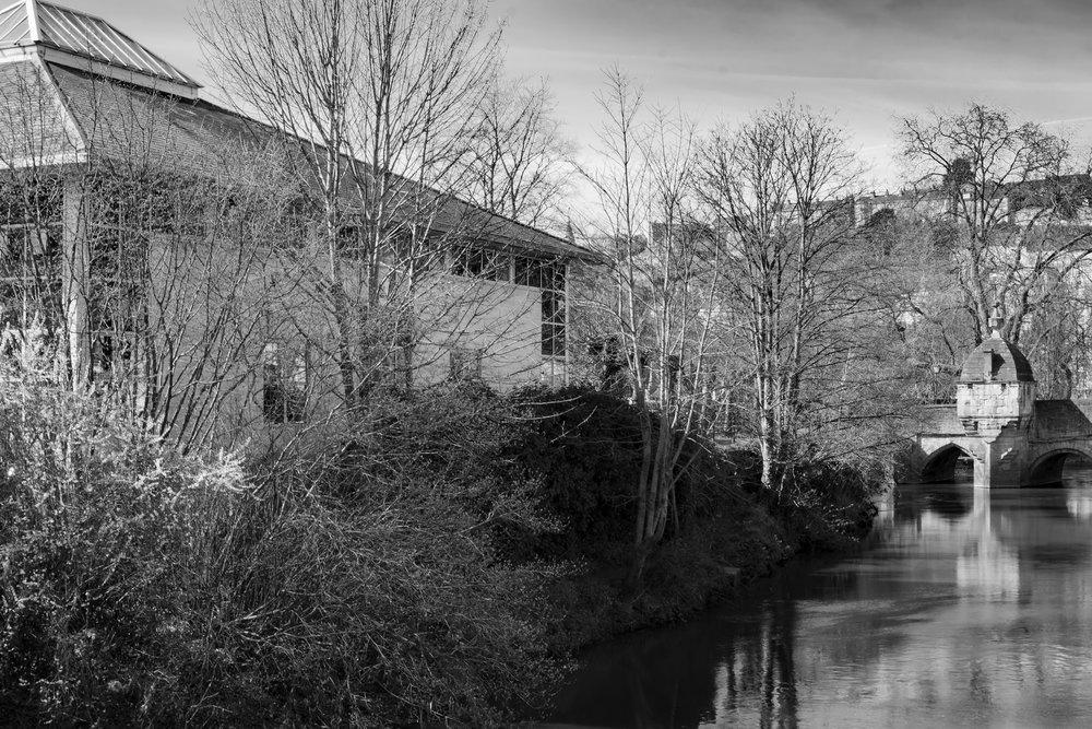 Bradford on Avon in Monochrome 05.jpg