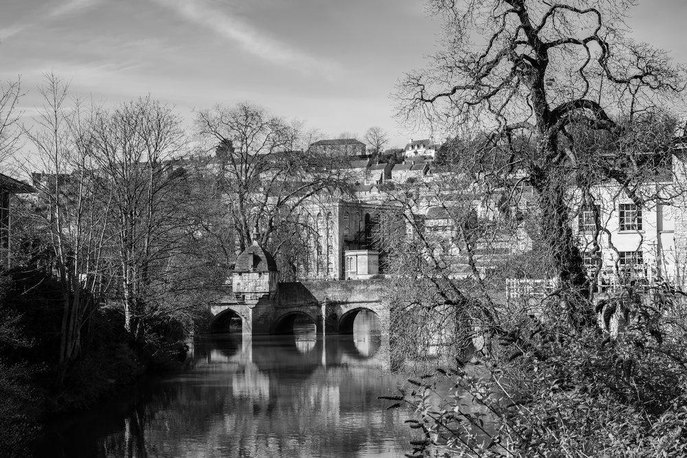 Bradford on Avon in Monochrome 07.jpg