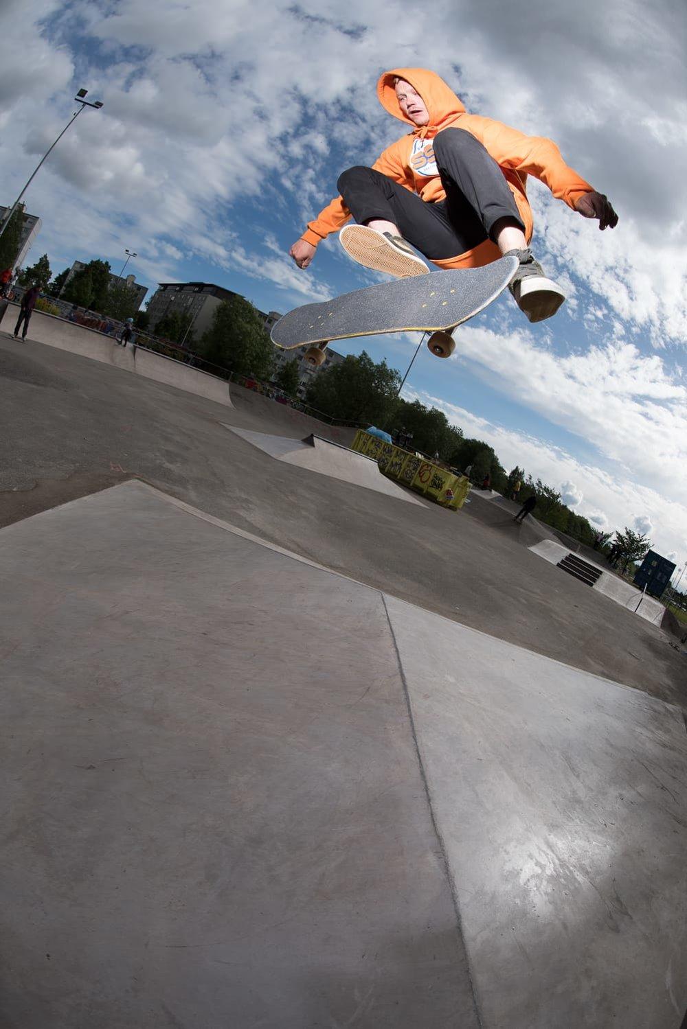 Kisu: Shifty flip | Photo: Aleksi Fräki