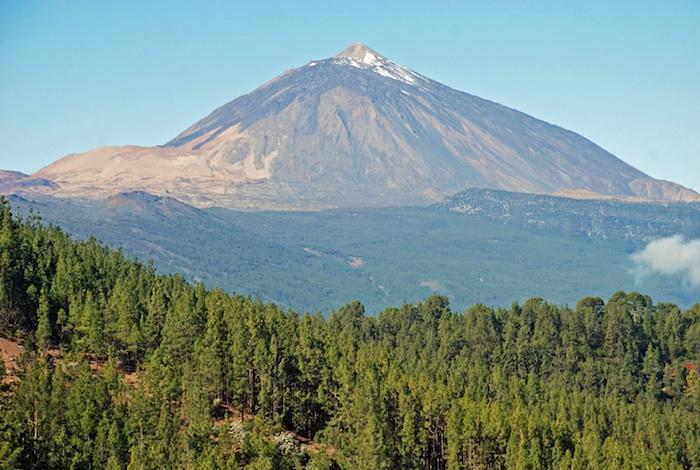 El Teide (highest Volcano of Europe)