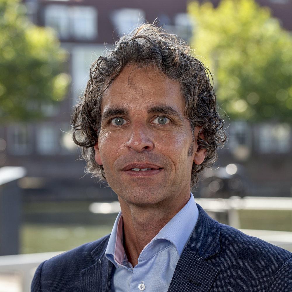 Bart Kooijman - Manager Omgevingsmanagement
