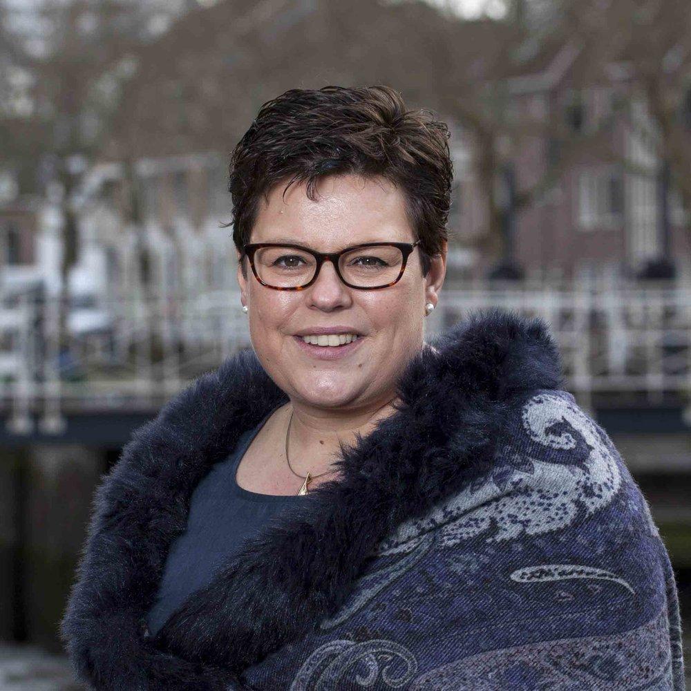 Annemieke Stallaert - Manager Alliantiemanagement