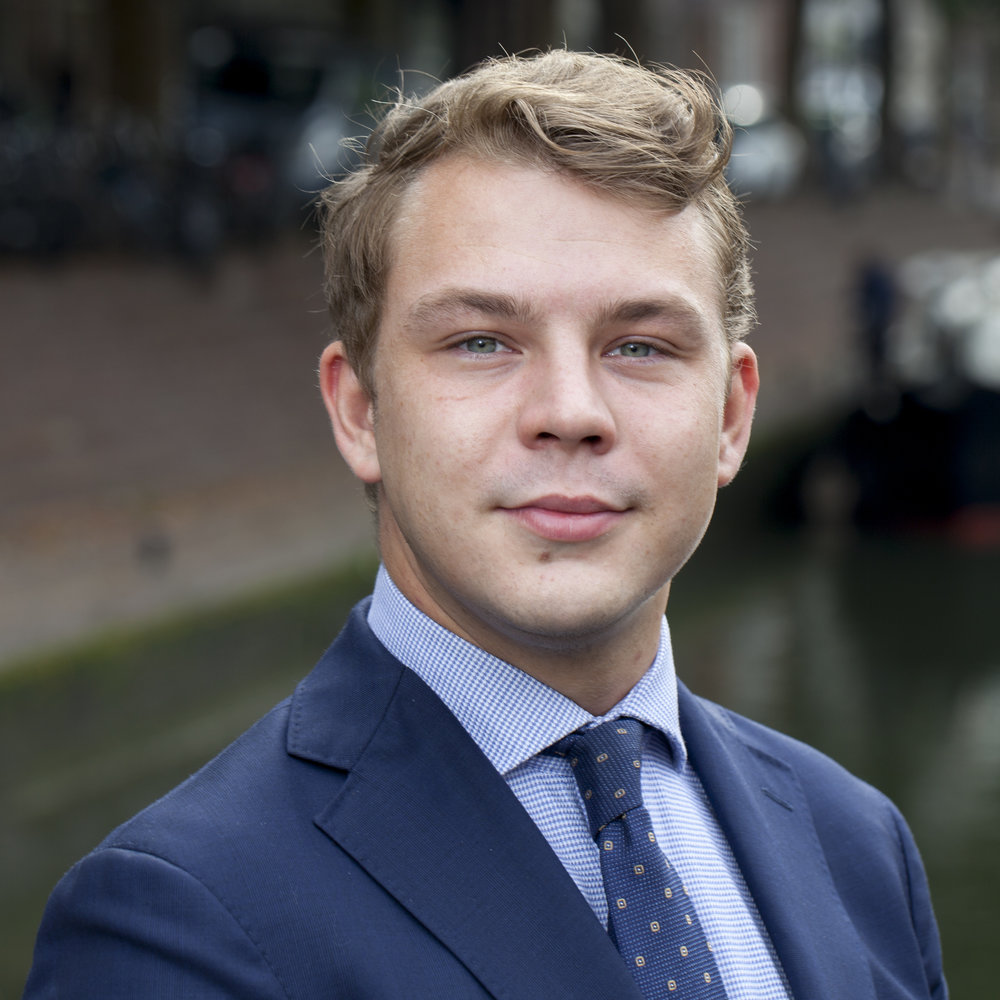 Jasper Benus - Manager Omgevingsmanagement
