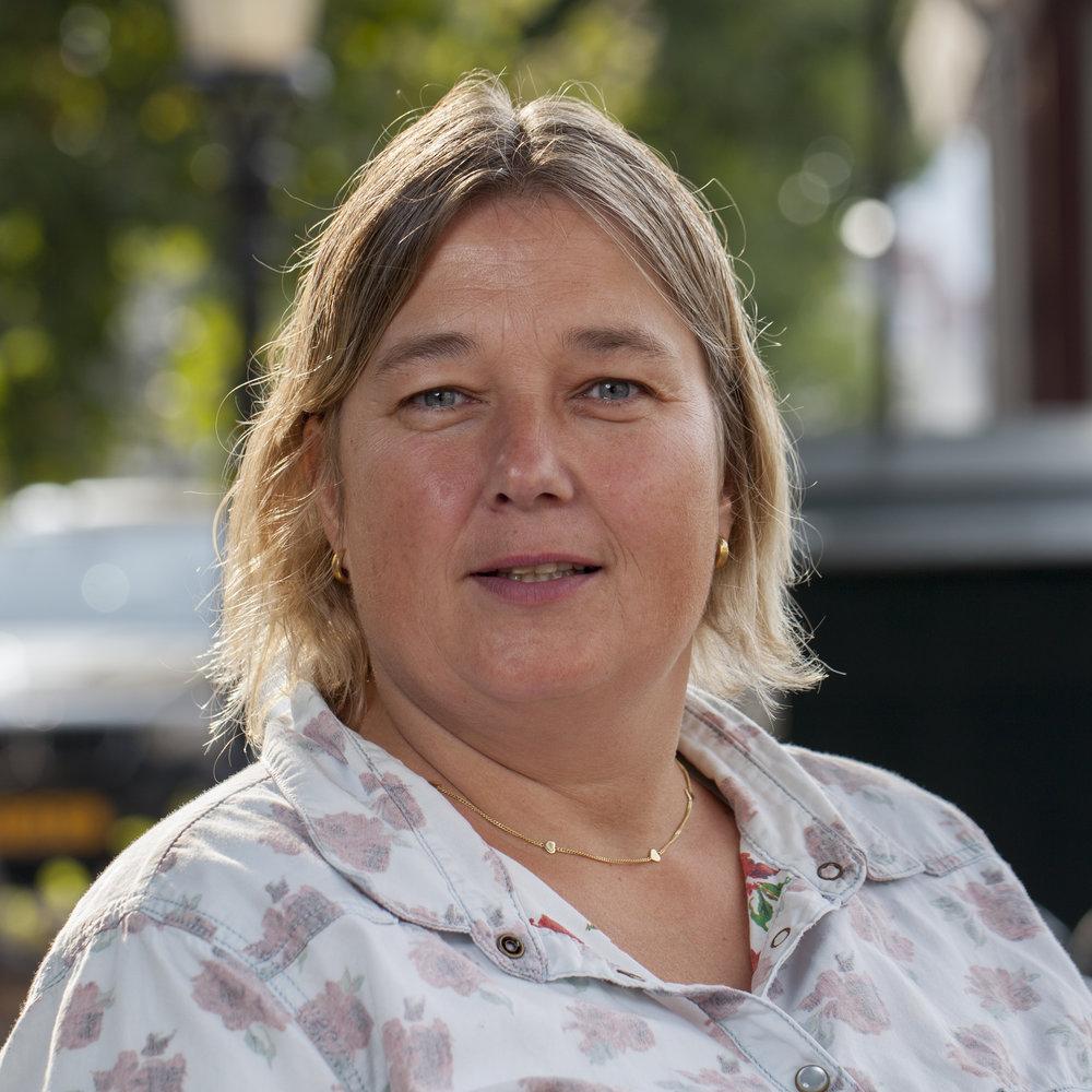 Sanne Veling - Financieel Medewerker