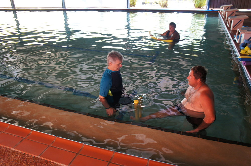 Hydrotherapy physiotherapy services in Casuarina, Palmerston, Humpty Doo