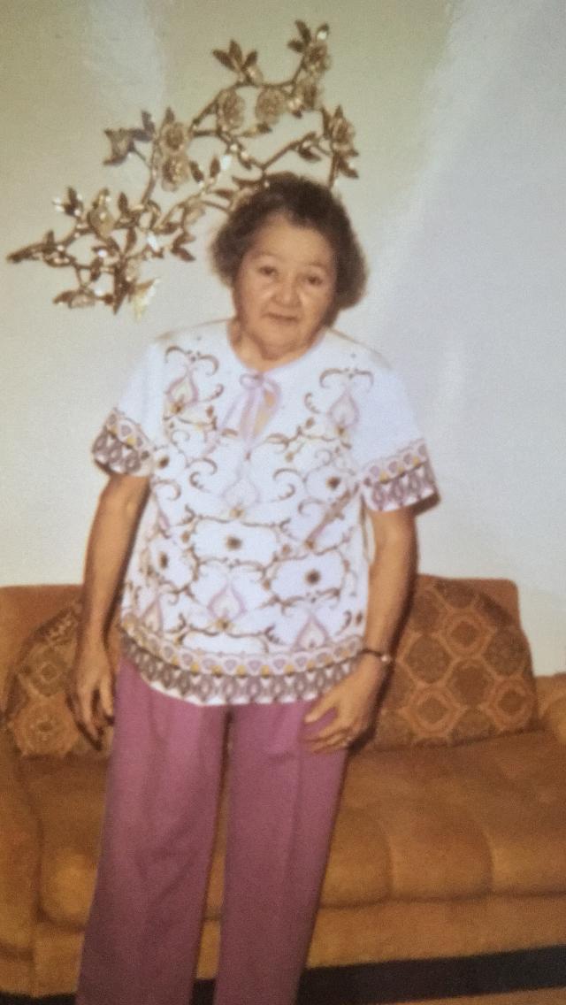 Mercia Valerie Ganda (1908-1979)