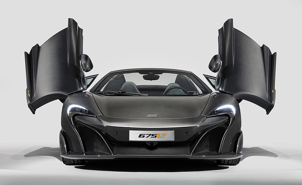 The MSO Carbon Series boasts 40 per cent more carbon than the 675LT