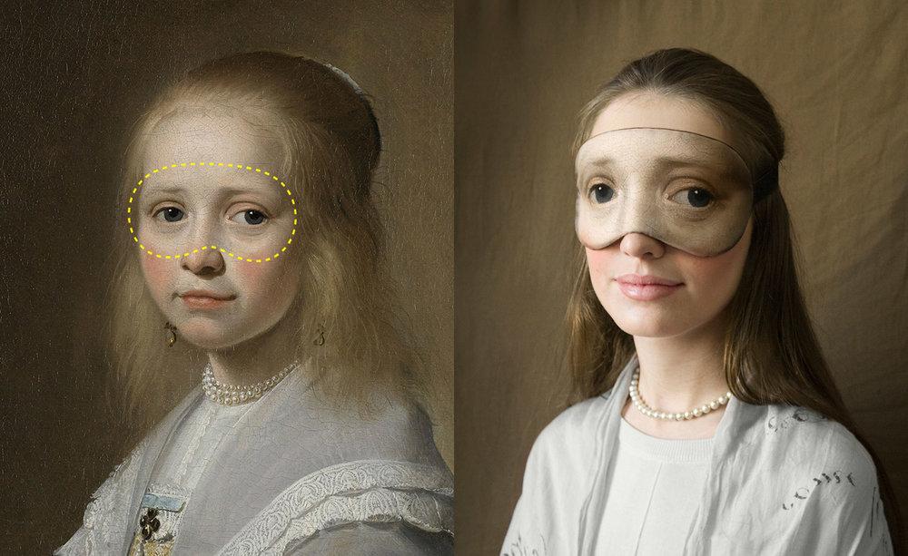 Belarusian designer Lesha Limonov scooped the 2017 Rijksstudio Award with his 'Never Sleep' eye masks