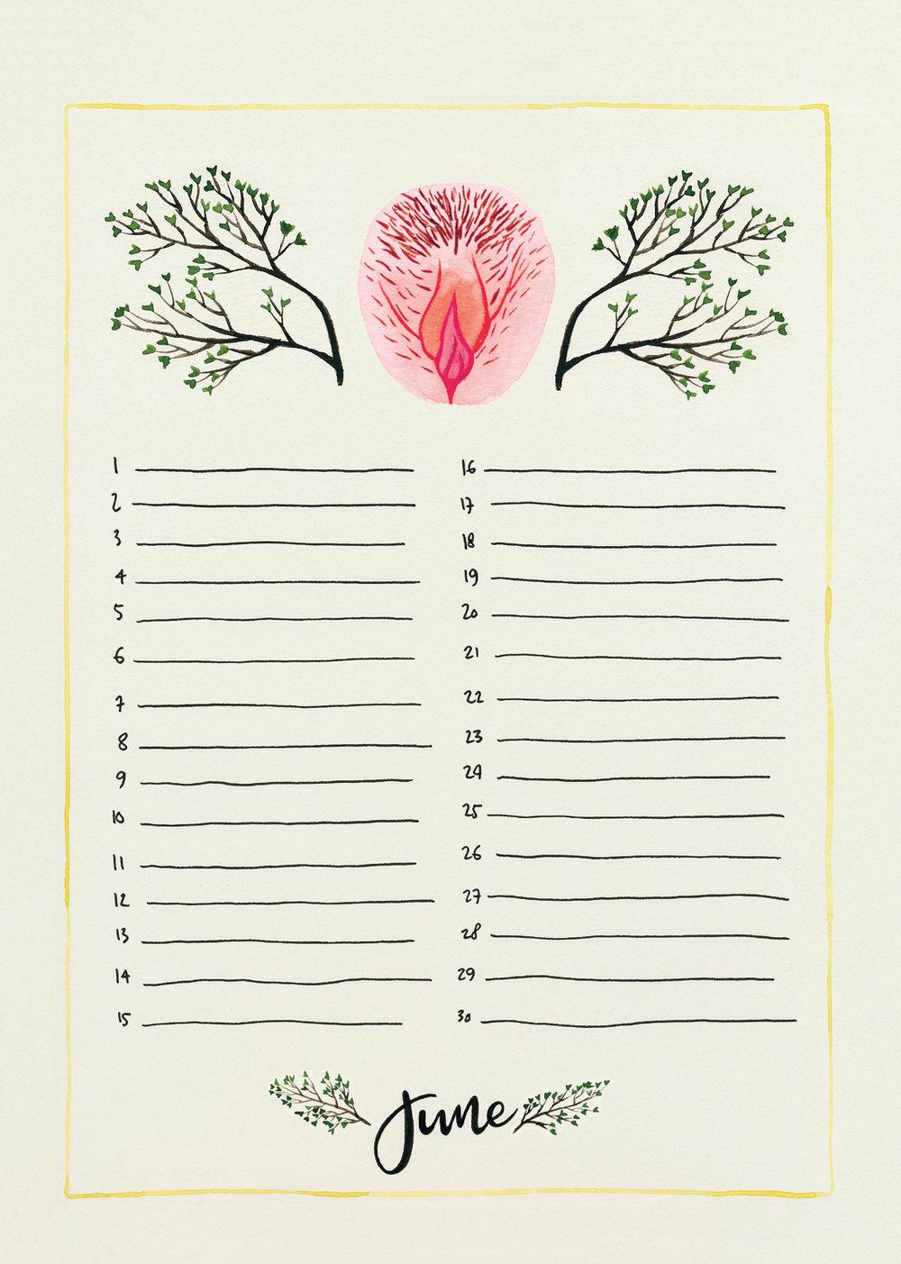 6. The Vulva Gallery Birthday Calendar June - 2018 (s).jpg