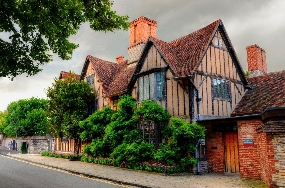 Halls Croft Stratford upon Avon