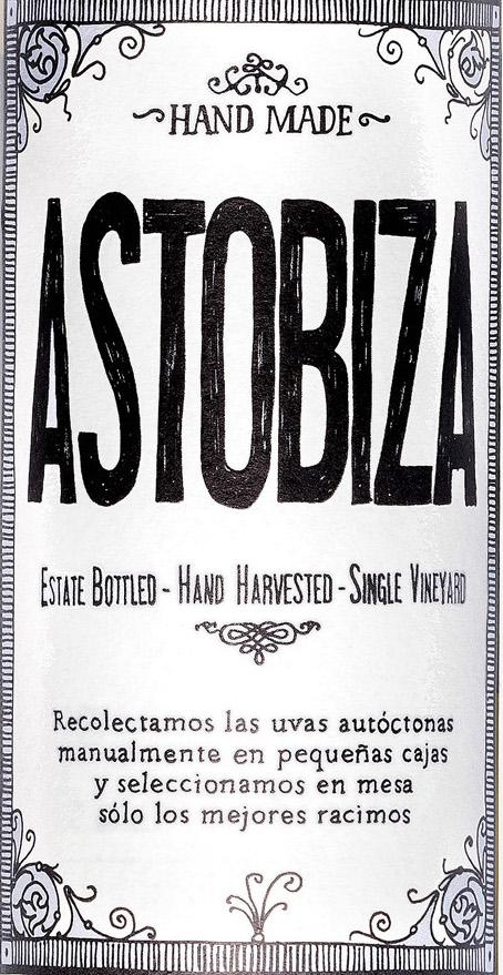 Astobiza Txakoli de Alava 2015