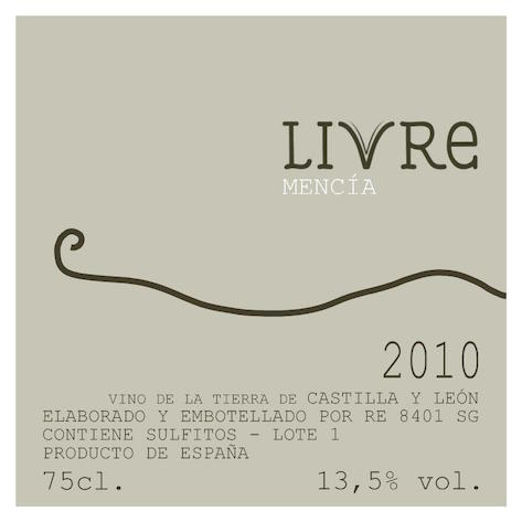 MicroBio (Ismael Gozalo) Livre Mencia VdT Castilla Y Leon 2014