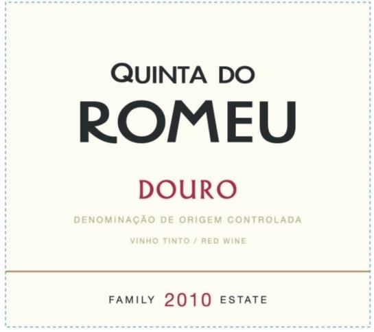 Quinta do Romeu Douro Tinto 2011