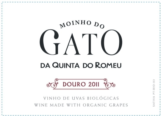 Quinta do Romeu Douro Moinho do Gato 2012