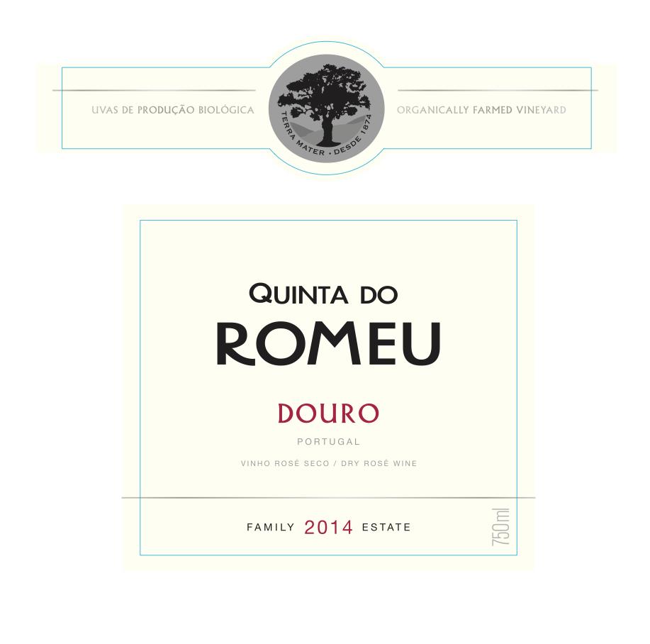 Quinta do Romeu Douro Rosado 2016
