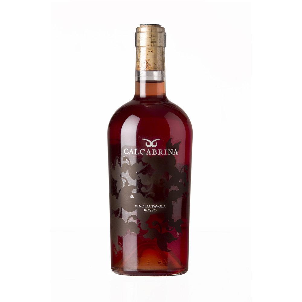 Calabria Foglio 61 Sangiovese Bottle
