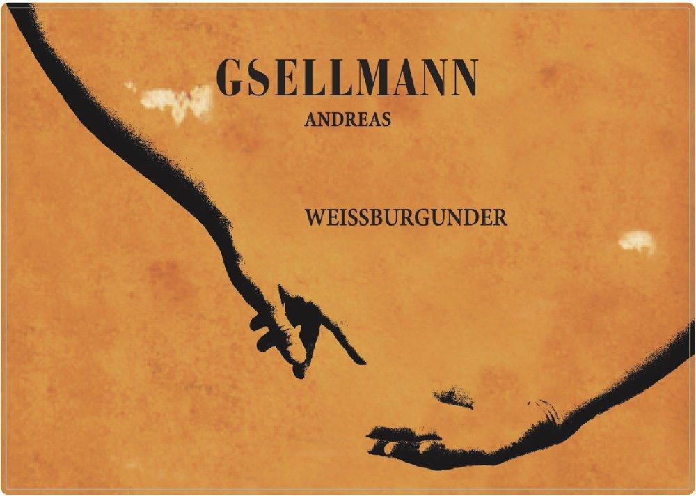 Gsellmann Weissburgunder 2015