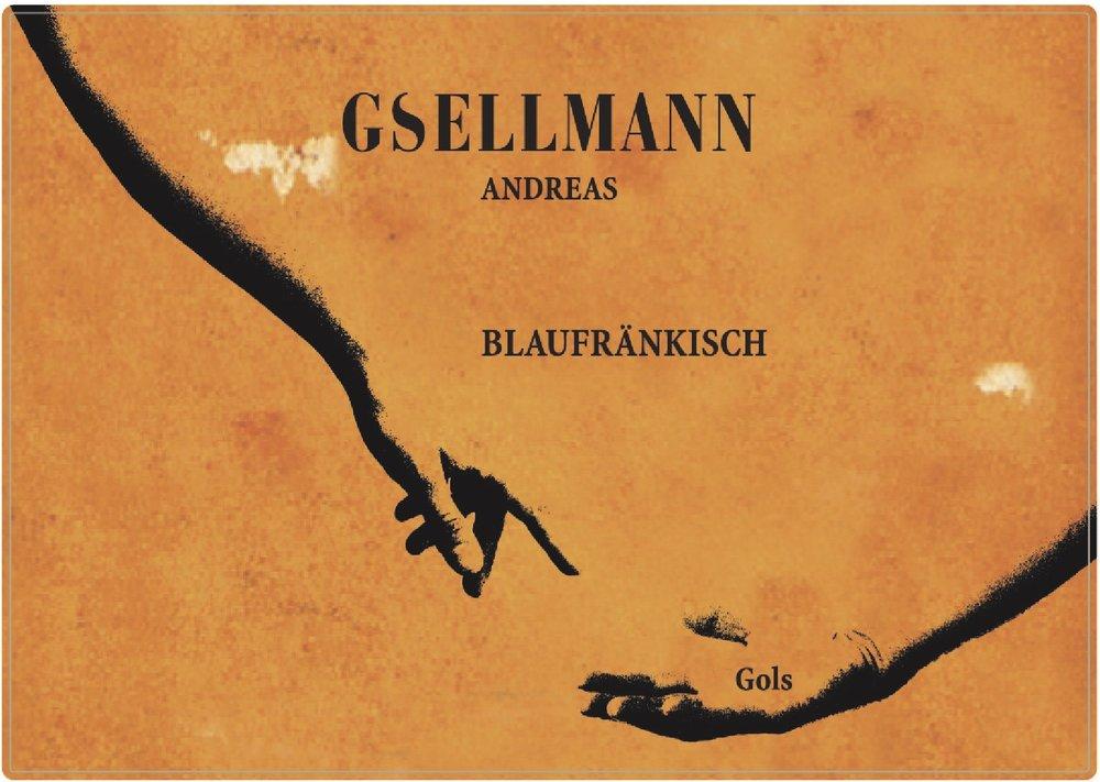 Gsellmann Blaufrankisch 2015