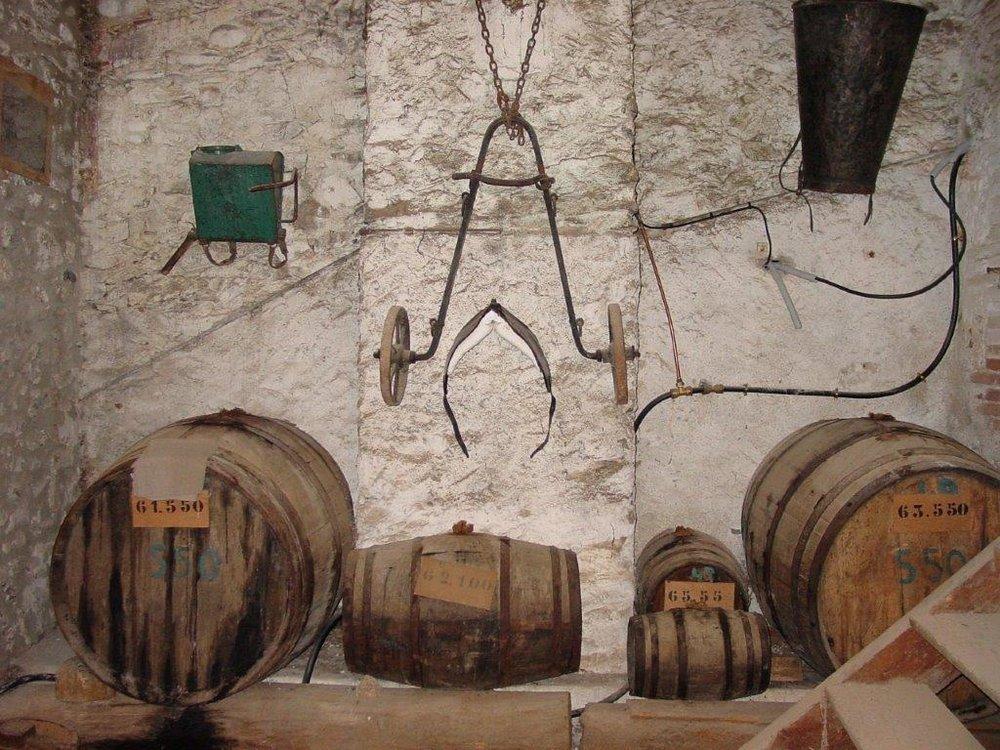 Barrell room - Domaine Rancy - 7.jpg