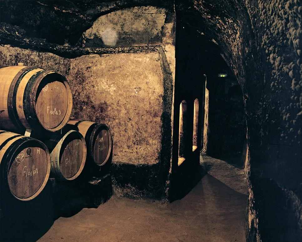 The Cellar in Oullari